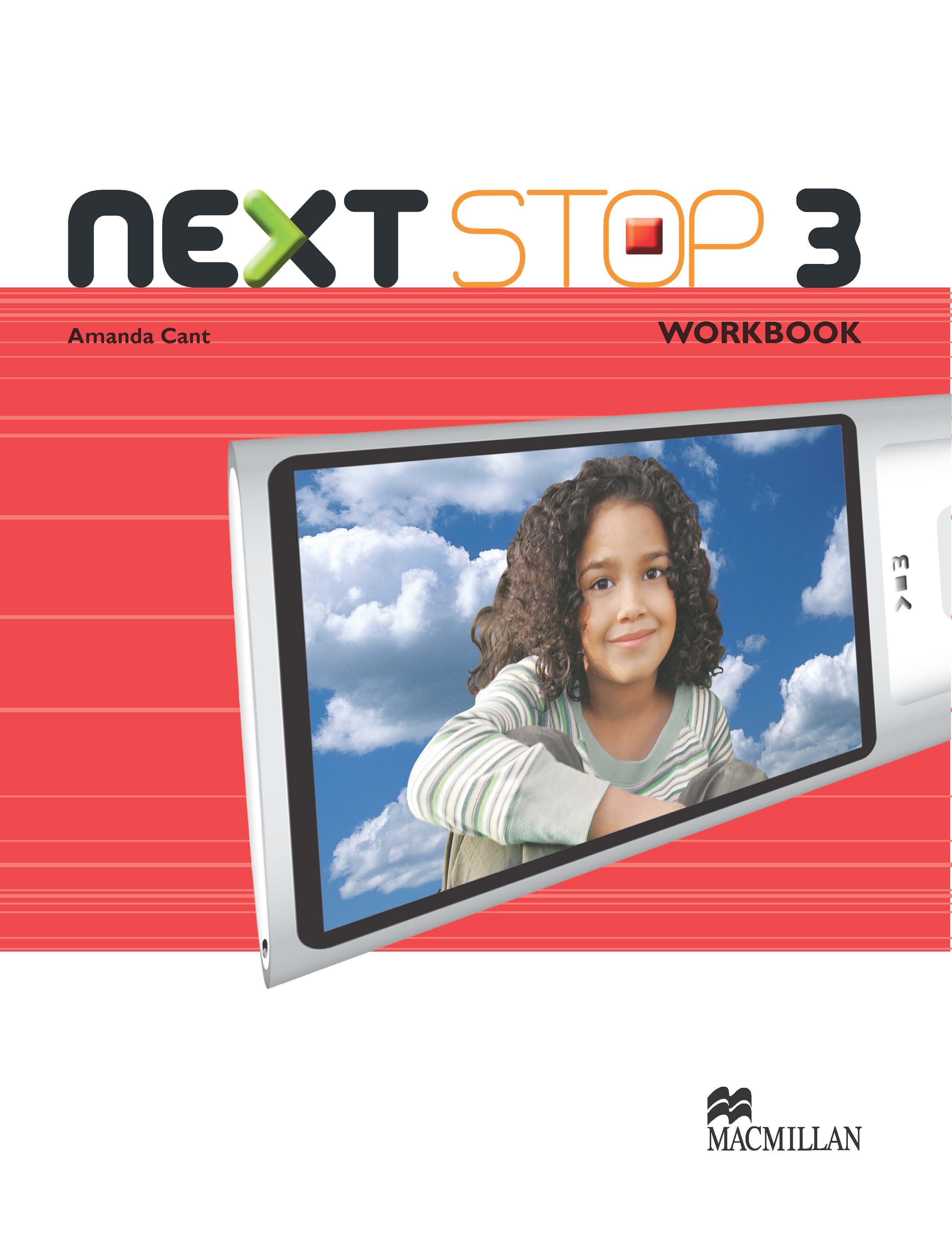 Next Stop 3 Workbook