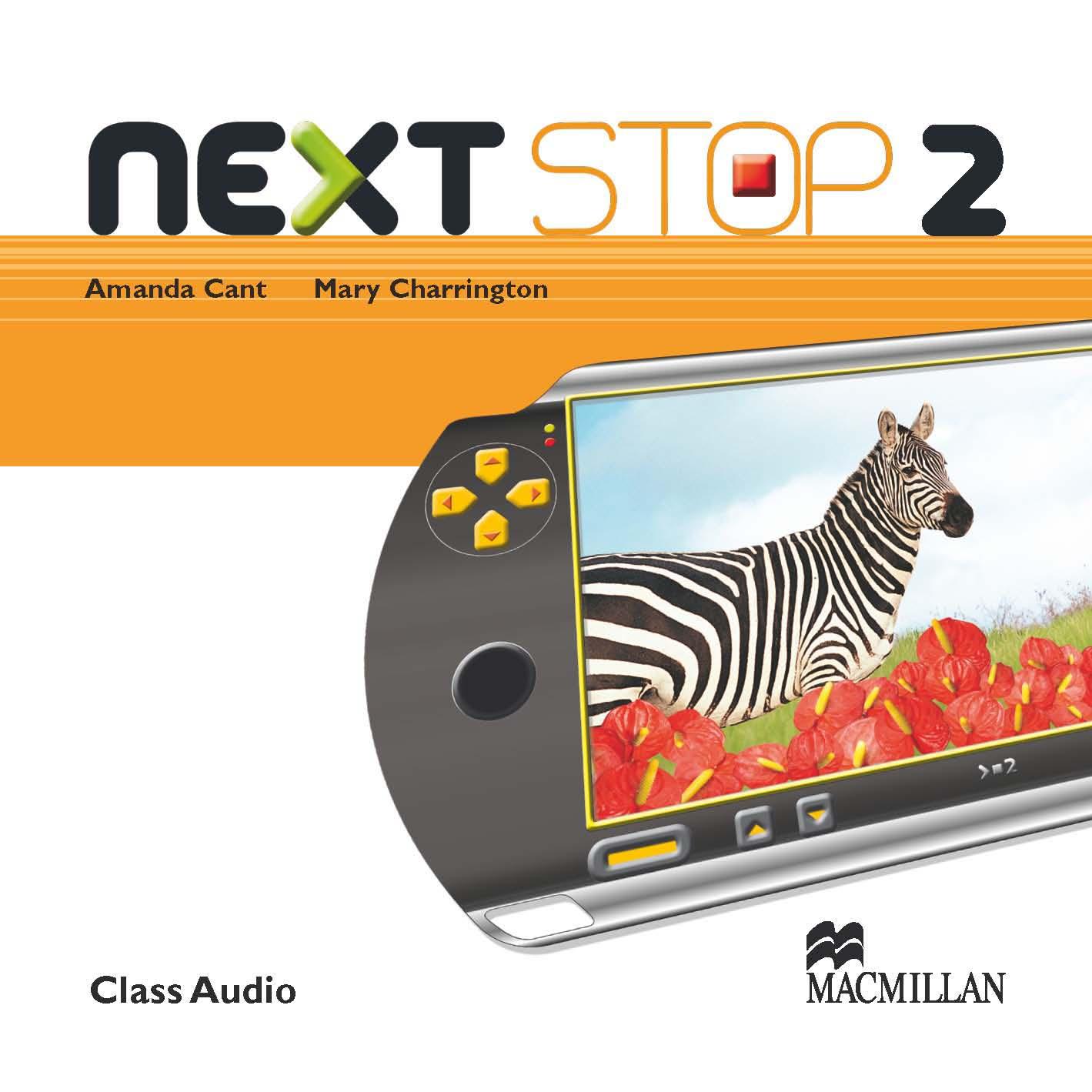 Next Stop 2 Class CD