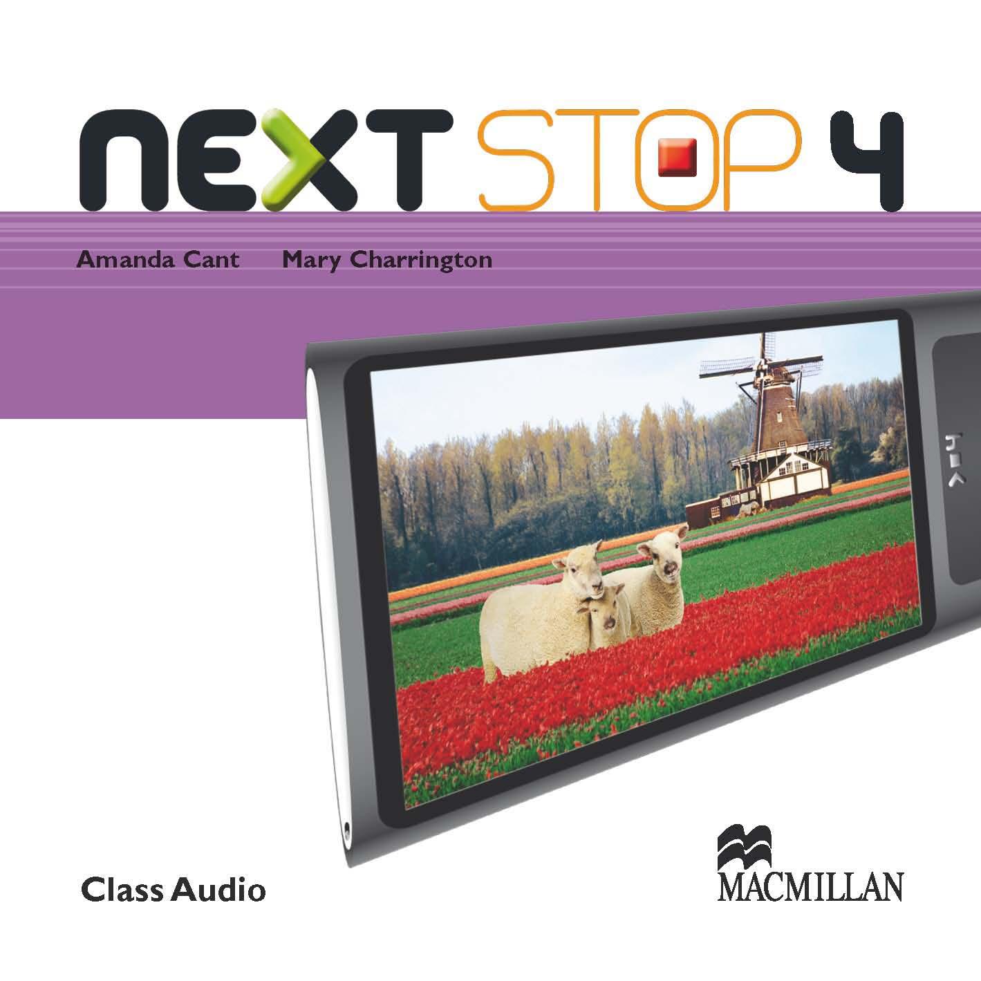 Next Stop 4 Class CD