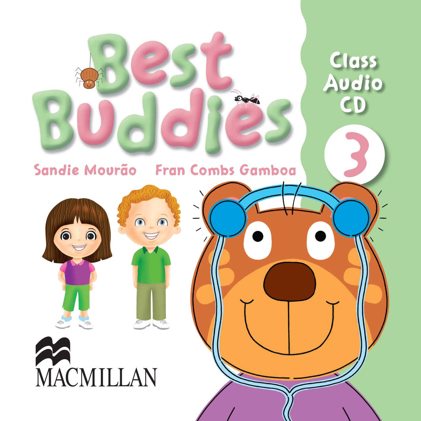 Best Buddies 3 Audio CD