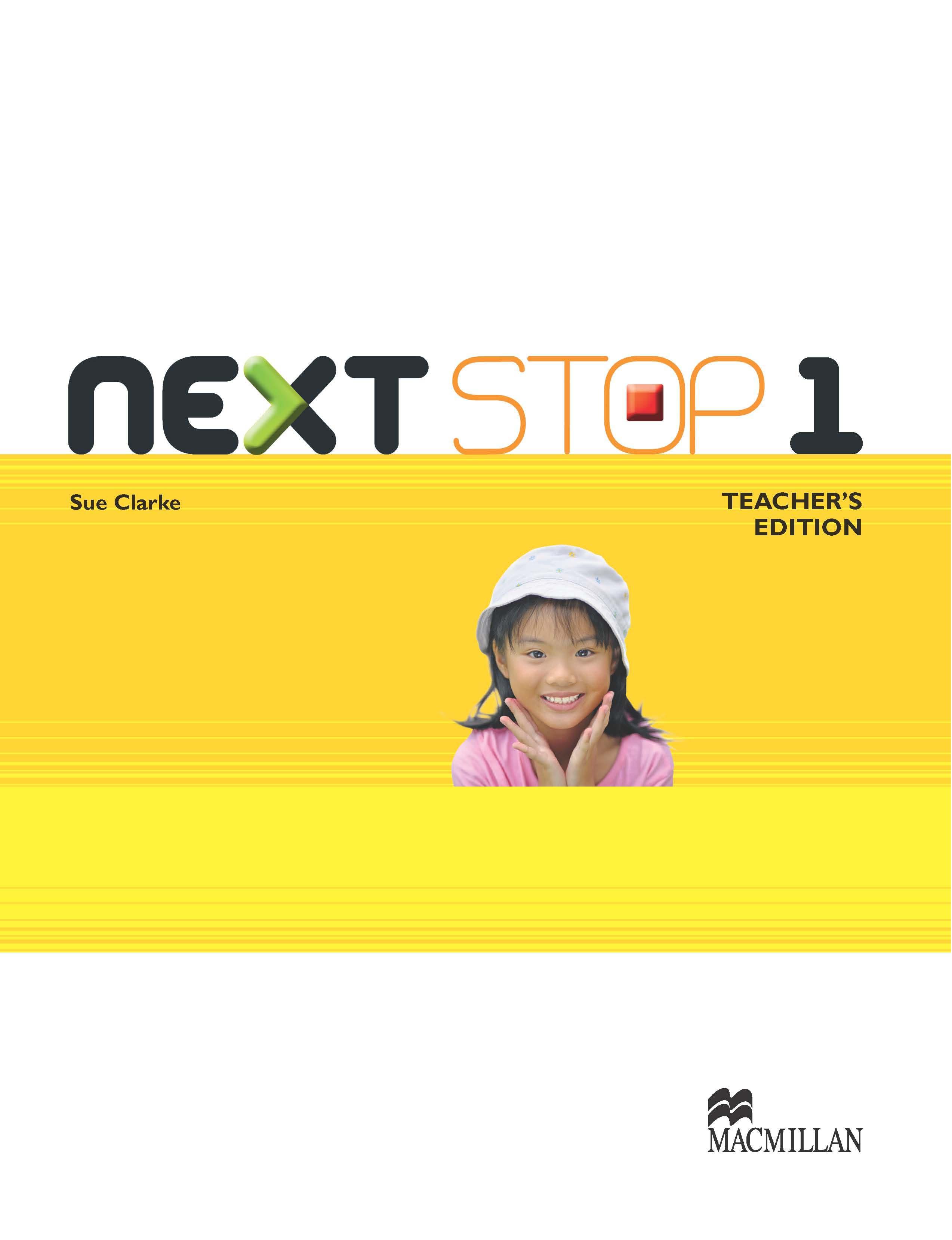 Next Stop 3 Student