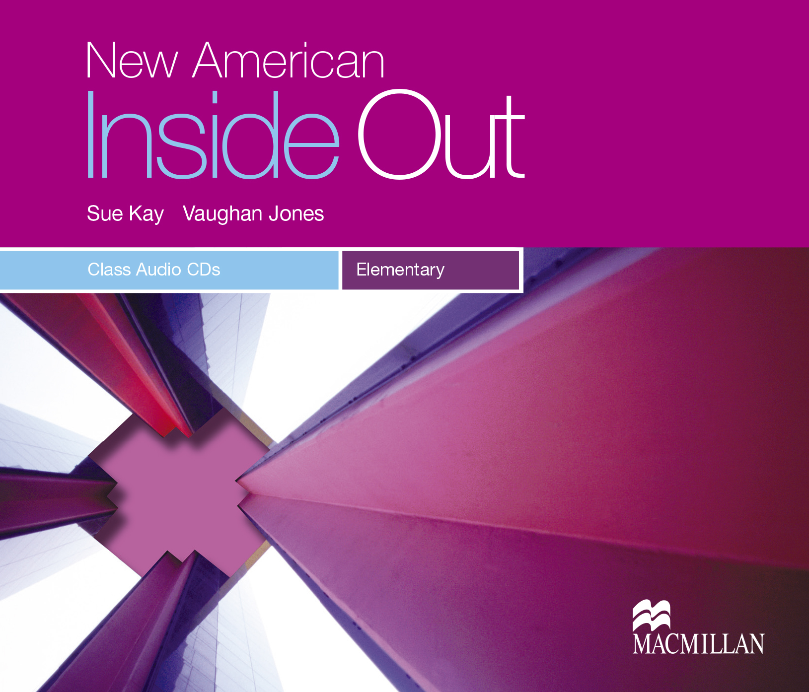 New American Inside Out Elementary Class Audio CD