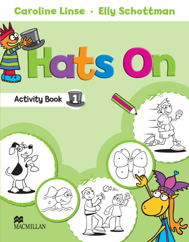 Hats On 1 Activity Book