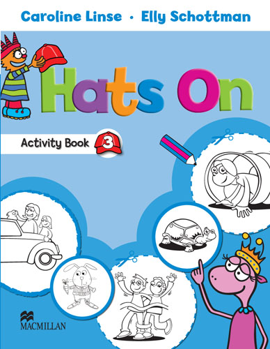 Hats On 3 Activity Book