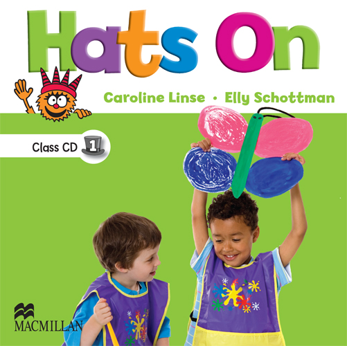 Hats On 1 Class CD