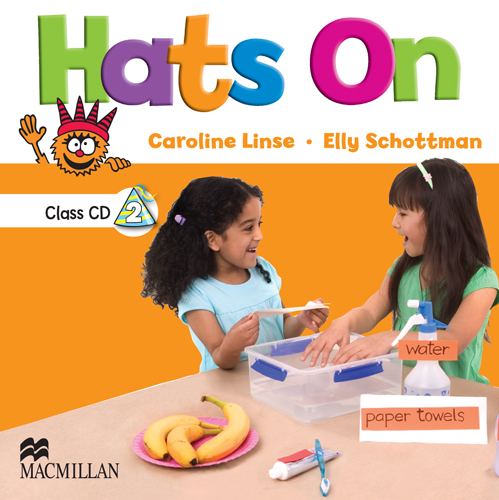 Hats On 2 Class  CD