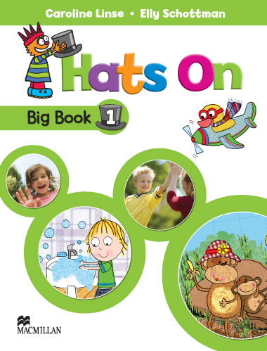 Hats On 1 Big Book