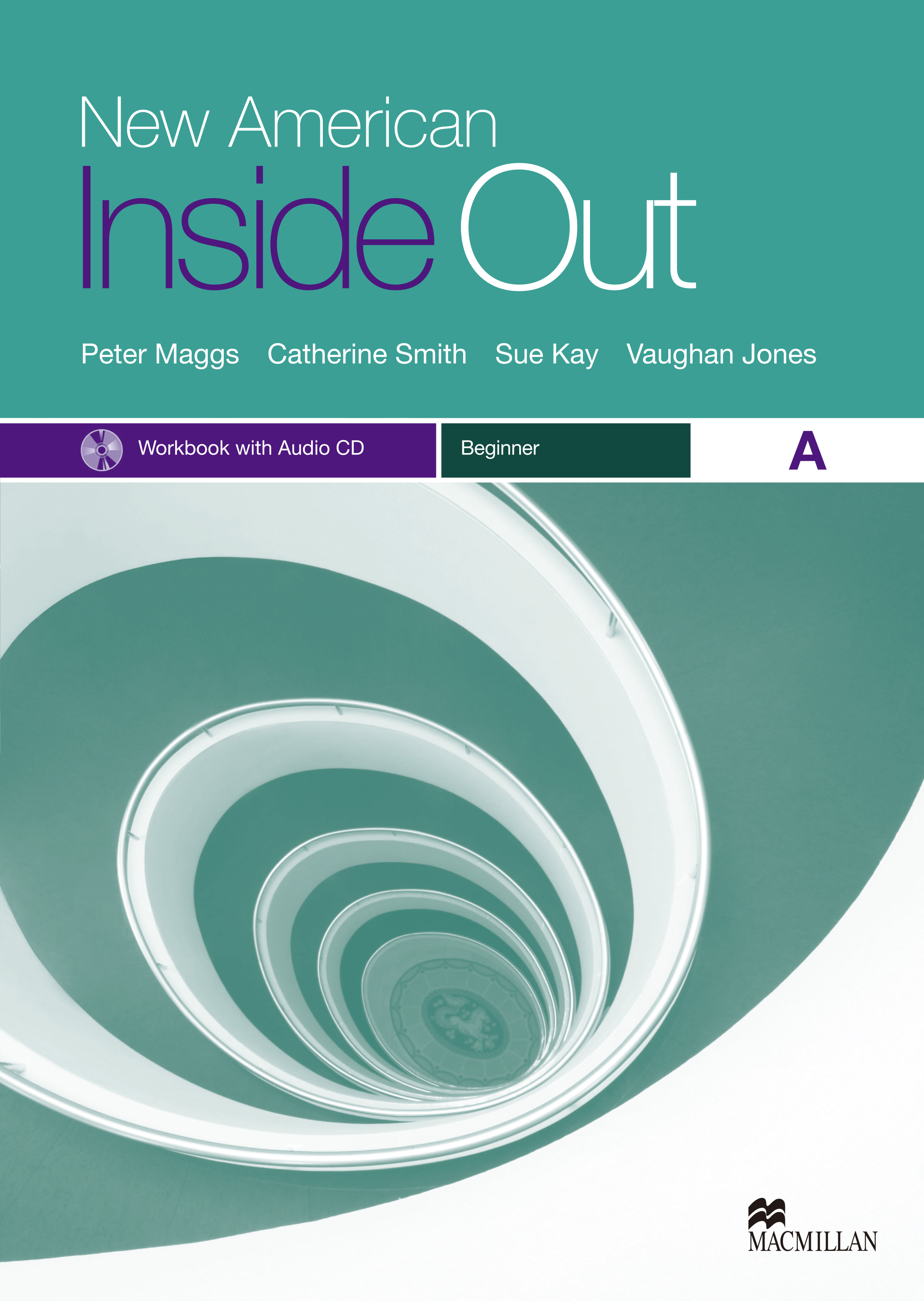New American Inside Out Beginner Workbook A Pack