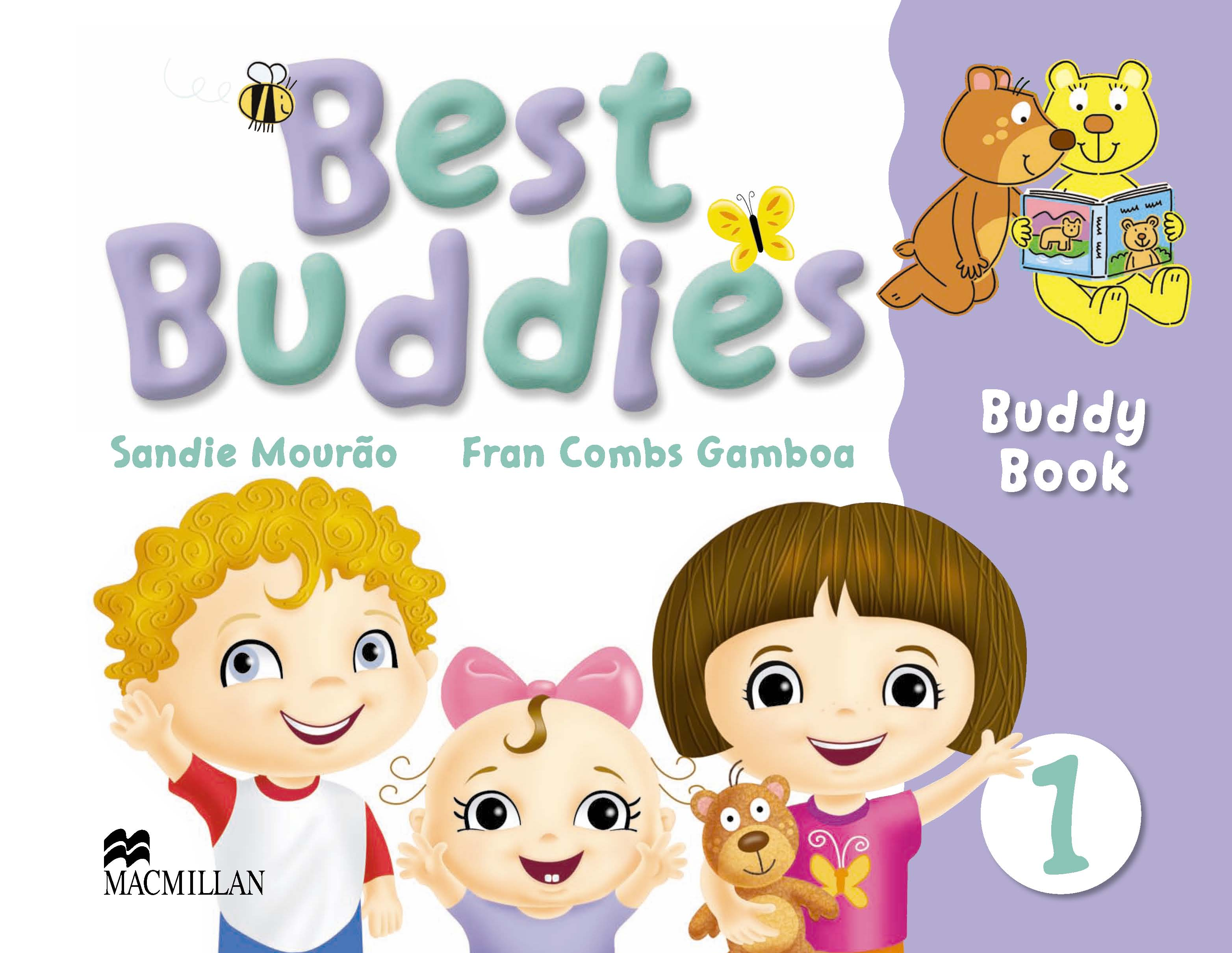 Best Buddies 1 Buddy Book