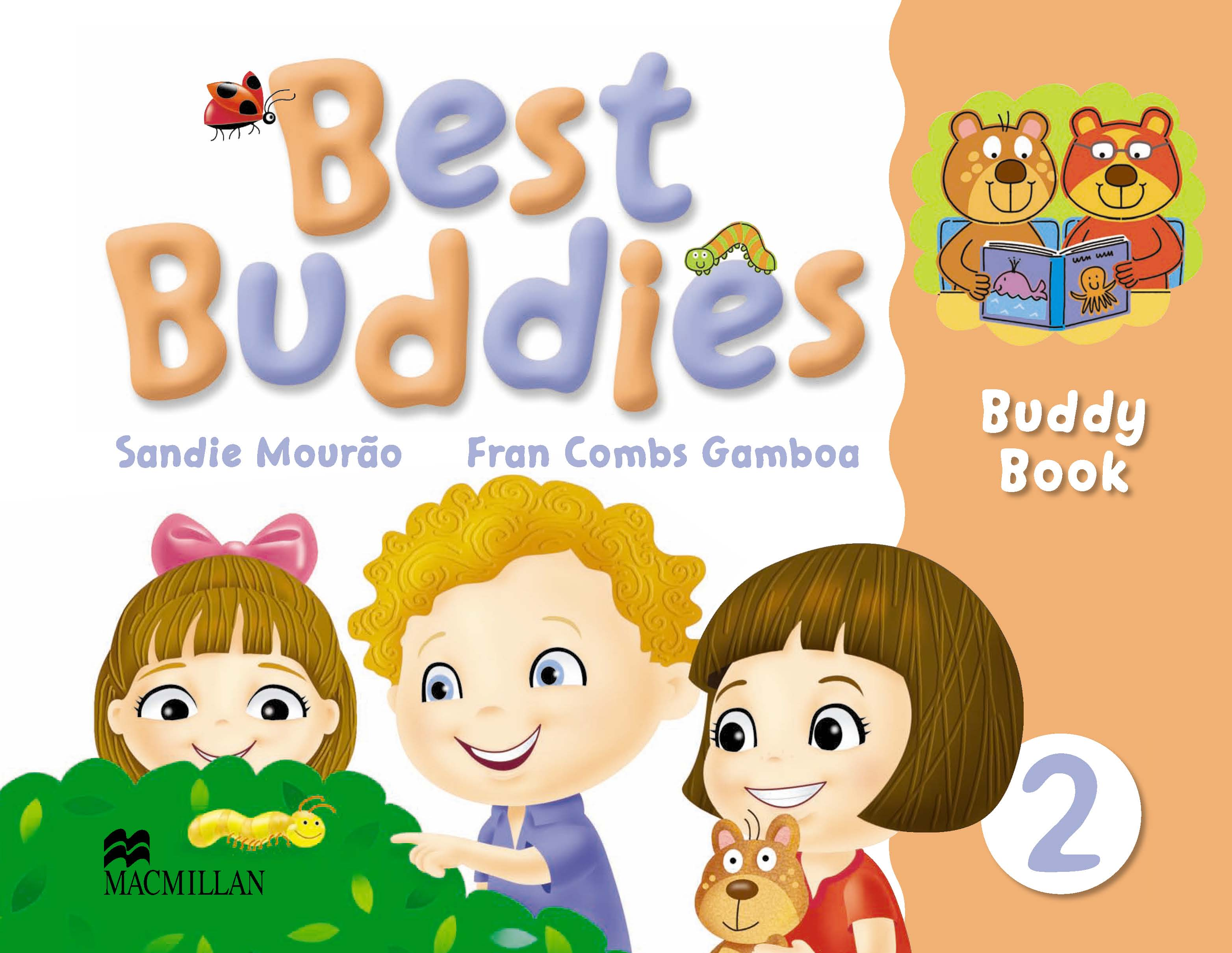 Best Buddies 2 Buddy Book