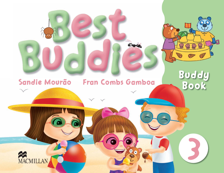 Best Buddies 3 Buddy Book Pack