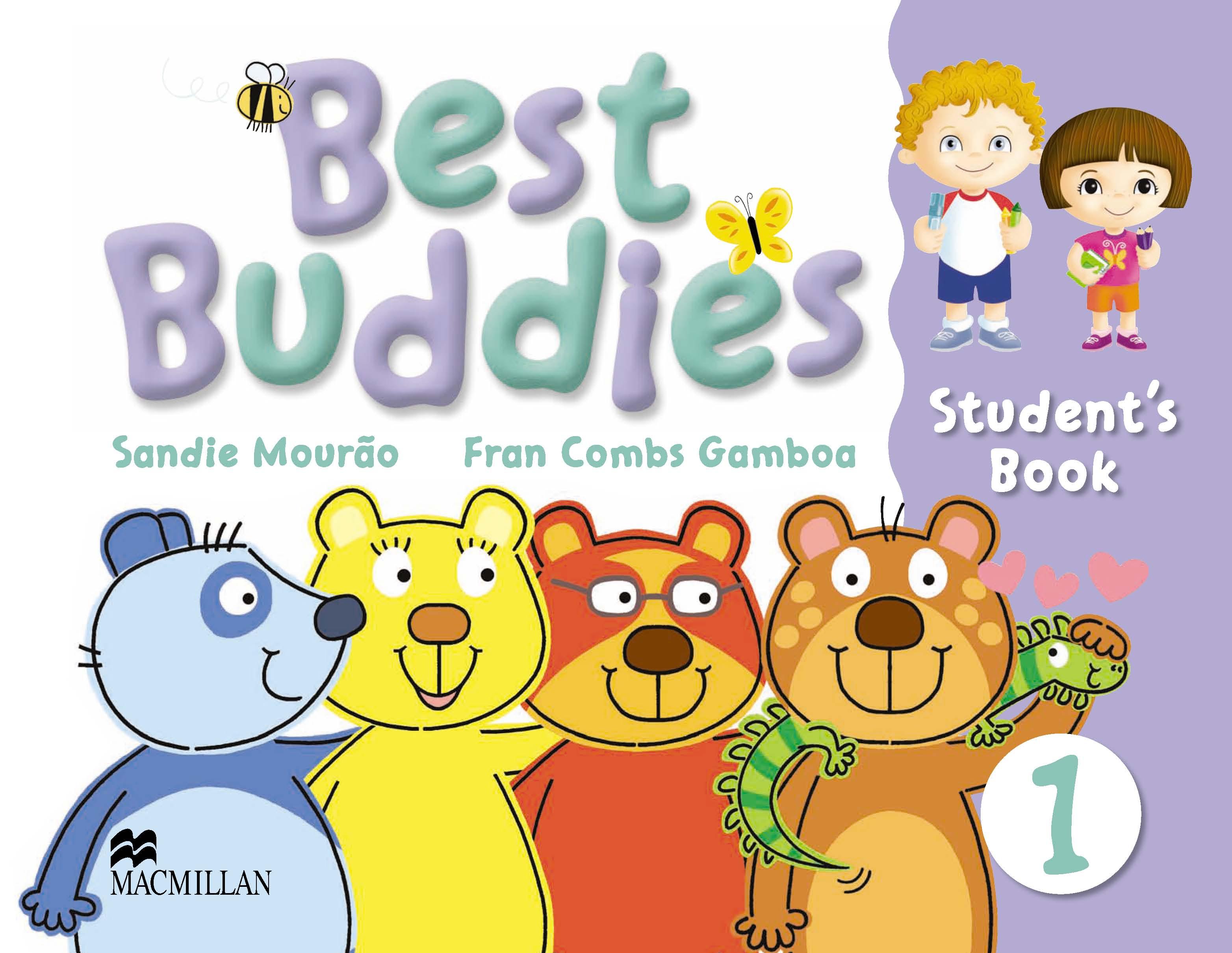 Best Buddies 1 Student