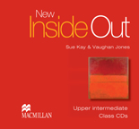 New Inside Out Upper Intermediate Class Audio CD