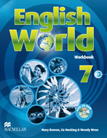 English World 7 Workbook with CD-ROM