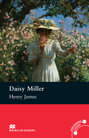 Macmillan Readers: Daisy Miller without CD