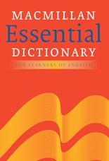 Macmillan Essential Dictionary & CD-ROM Pack