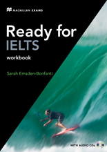 Ready for IELTS Workbook without Key + CD Pack