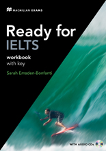 Ready for IELTS Workbook with Key + CD Pack