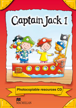 Captain Jack 1 Photocopiables CD-ROM