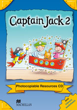 Captain Jack 2 Photocopiables CD-ROM