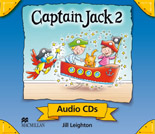 Captain Jack 2 Class Audio CD