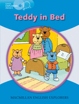 Little Explorers B: Teddy in Bed