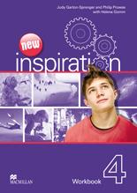 New Inspiration Level 4 Workbook