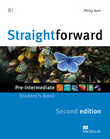 Straightforward Second Edition Pre-Intermediate Student