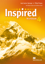 Inspired 4 Workbook