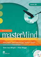 masterMind 2 Workbook and CD Split Edition A