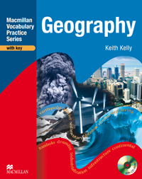 Vocabulary Practice Series Geography + CD-ROM with Key