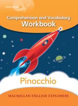 Explorers 4: Pinocchio Workbook