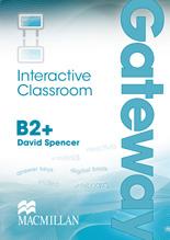 Gateway B2+ Interactive Classroom DVD Rom
