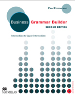 Business Grammar Builder 2nd Edition
