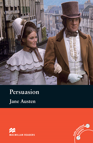 Macmillan Readers: Persuasion without CD