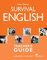 New Edition Survival English Teacher