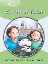 Explorers 3: A Yeti in Town