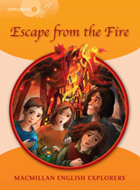 Explorers 4: Escape from the Fire