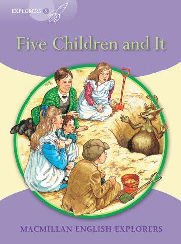 Explorers 5: Five Children and It