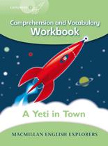 Explorers 3: A Yeti in Town Workbook