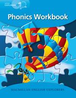 Little Explorers B: Phonics Workbook