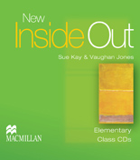 New Inside Out Elementary Class Audio CD