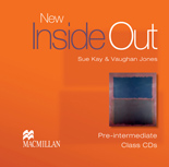 New Inside Out Pre-Intermediate Class Audio CDs
