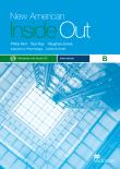New American Inside Out Intermediate Workbook with Audio CD Pack-Split B