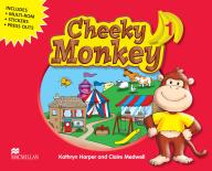 Cheeky Monkey 1 Pupil