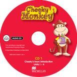 Cheeky Monkey 1 Class Audio CDs