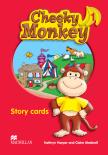 Cheeky Monkey 1 Story Cards