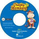 Cheeky Monkey 2 Class Audio CDs
