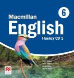 Macmillan English 6 Fluency Book Audio CDs