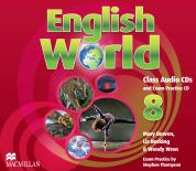 English World 8 Audio CD